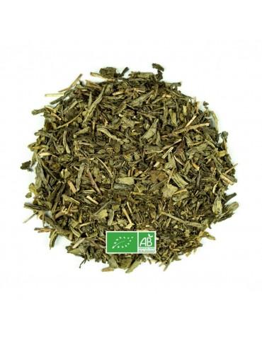 Thé vert Déthéiné