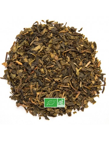 Thé Oolong Vanille