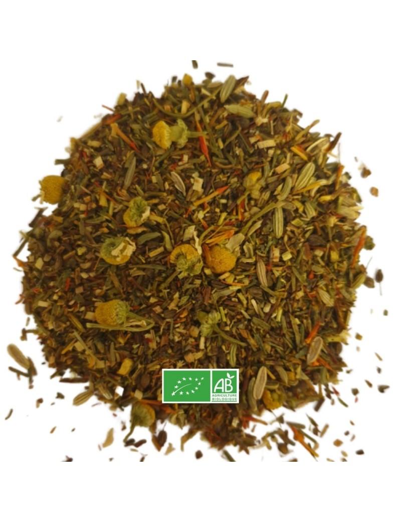 Honeybush et Rooïbos vert