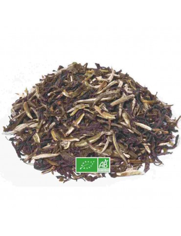 Thé Blanc Earl Grey Monkey