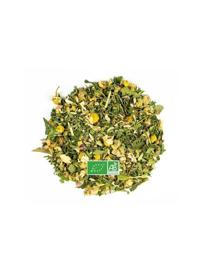 Infusion Chanvre (CBD) et Herbes