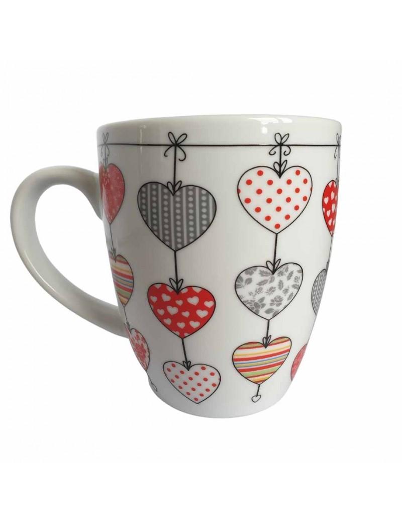 Mug Mon Coeur - Blanc