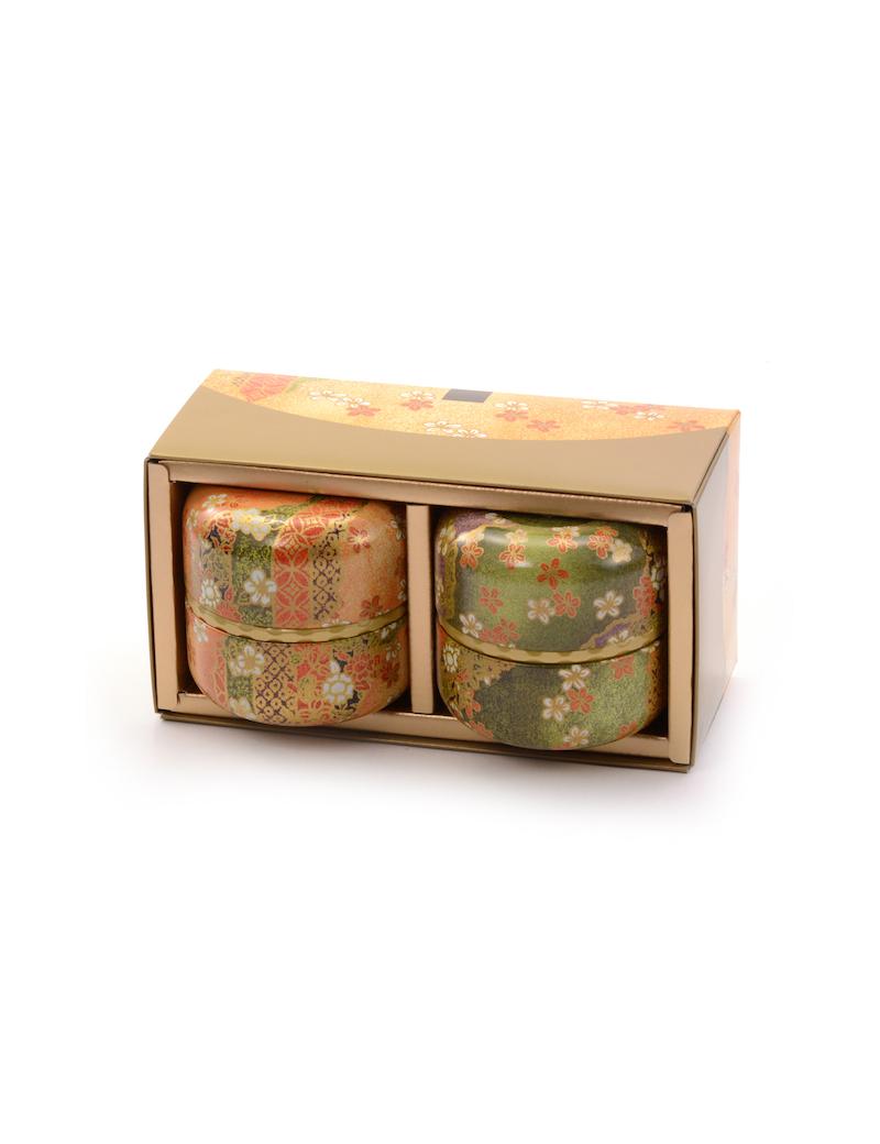 Boîtes à thés RURI