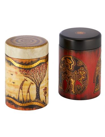 Boîte à thés African Life