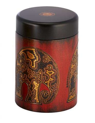 Boîte à thés African Life Elephant
