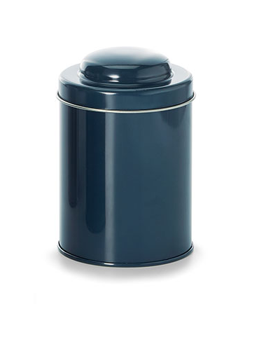 Boîte à thé Nora Bleue