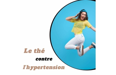 Du thé contre l'hypertension